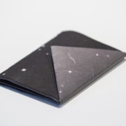 Wallet with stars